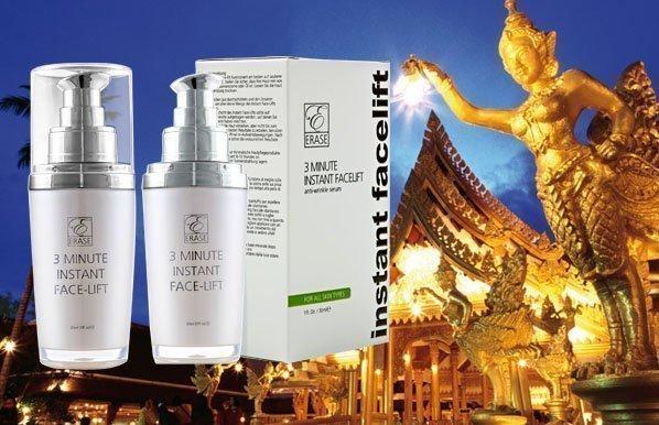 Erase Cosmetics Launches in Thailand