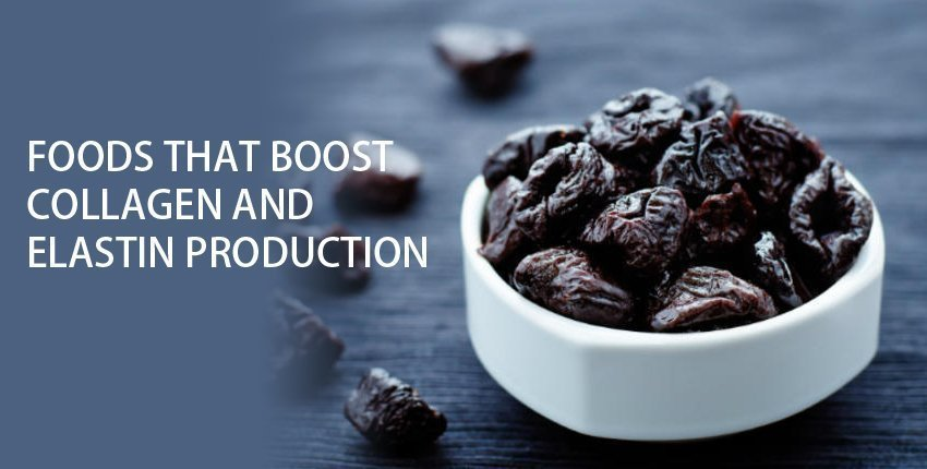 Top 10 Foods That Boost Collagen and Elastin Production.