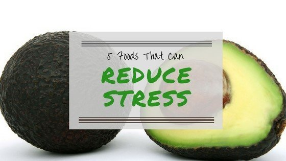 5 foods that can reduce stress 1
