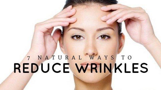 7 Natural Ways To Reduce Wrinkles 2