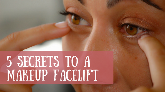 5 Secrets to a Makeup Facelift 1
