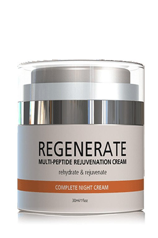 Regenerate Multi-peptide rejuvenation cream