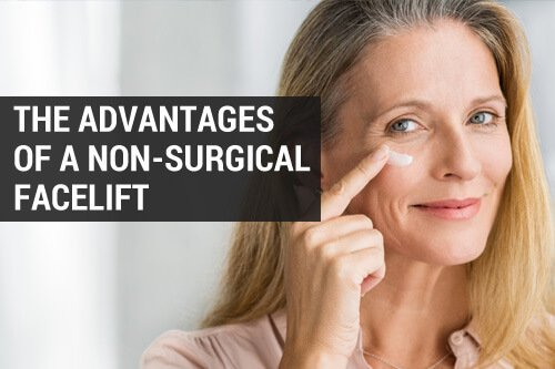 advatage of Non-surgical facelift